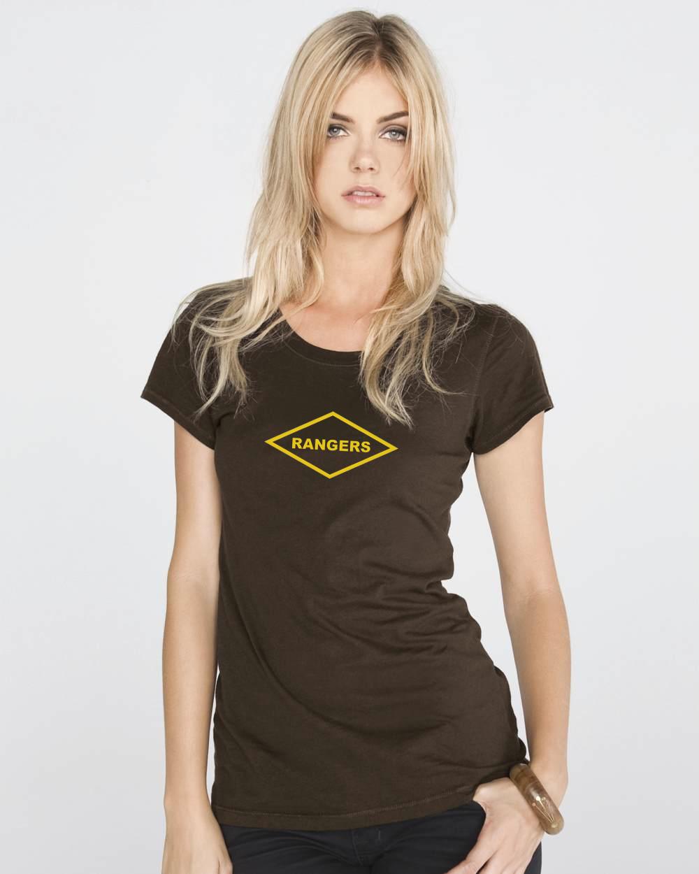 Misses Ranger Short Sleeve T Shirt