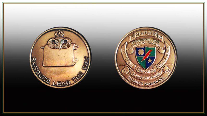 1/75 RGR BN GWOT Coin