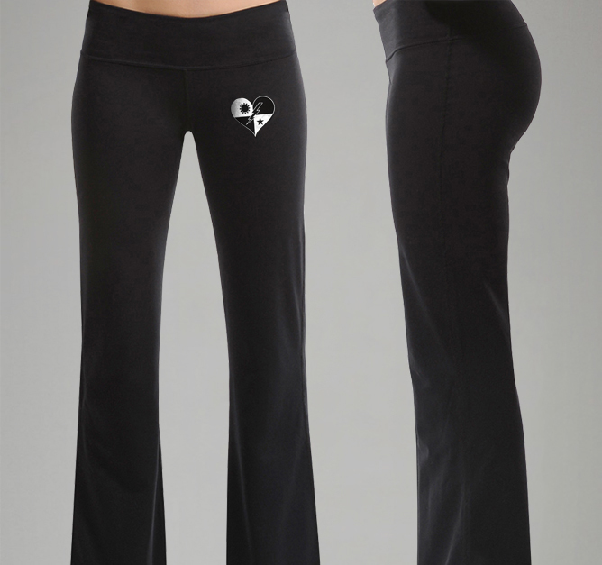 Misses Ranger Yoga Pants
